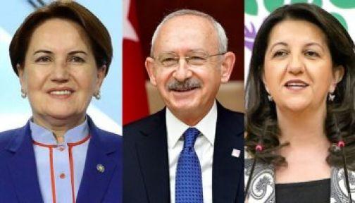 Akşener, Buldan ve Kılıçdaroğlu'ndan Erdoğan'a 'sosyal medya' tepkisi