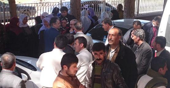 Vanlı Altıntaş ve Akti'nin cenazeleri Suruç'a getirildi