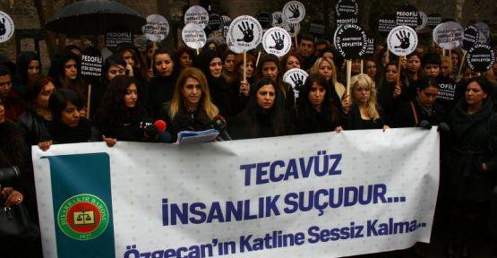 Amed'de Özgecan'ın öldürülmesi protesto edildi