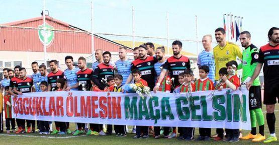 Amedspor-Fenerbahçe maçı 3-3 sona erdi