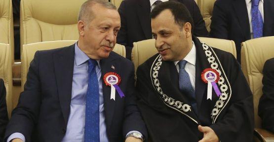 Anayasa Mahkemesi Başkanı Zühtü Arslan'dan 'kuvvetler ayrılığı' vurgusu
