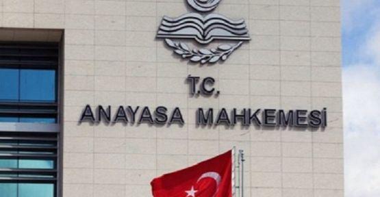 Anayasa Mahkemesi'nden üç kritik iptal