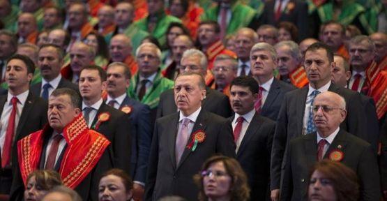 Ankara Barosu da adli yıl açılışına katılmıyor