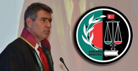 Ankara Barosu'dan Feyzioğlu kararı