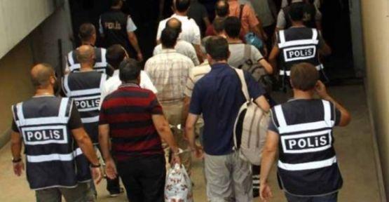 Ankara'da 47 gözaltı kararı