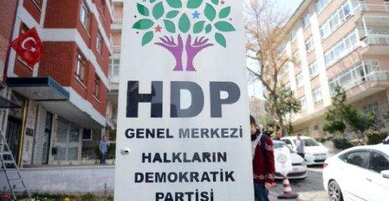 Ankara'da HDP'lilere bıçaklı saldırı