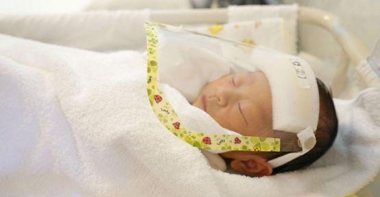 Annesi koronaya yakalanan üç günlük bebek öldü