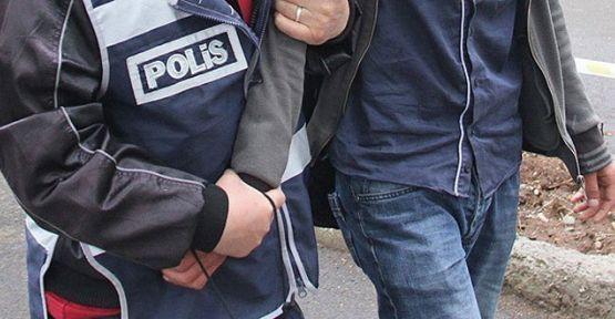 Antep'te 6'sı çocuk 7 kişi gözaltında