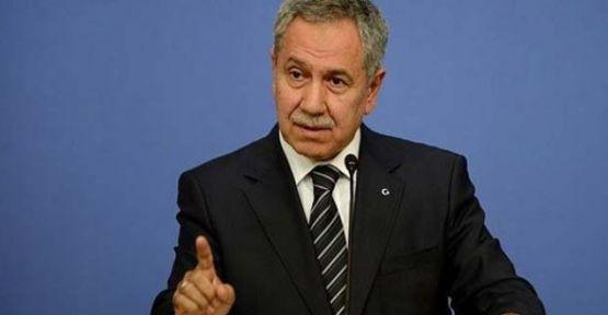 Arınç'tan Erdoğan'a: Hükümet İzleme Heyeti'ni uygun buluyor