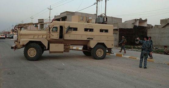 Artêşa Iraqê li Tîkrîtê pêşde diçe