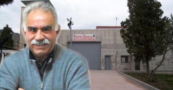 Avukatları Abdullah Öcalan'la görüştü