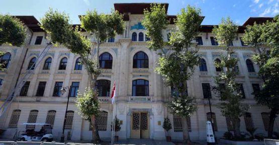 Ayasofya'daki eserler için yeni müze açılacak