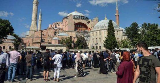 Ayasofya'nın açılışına HDP, TİP ve DBP'ye davetiye gönderilmedi