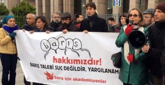 AYM'nin barış akademisyenleri kararına karşı kampanya