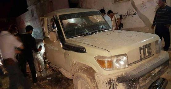 Azez ilçe merkezinde bombalı saldırı: 5 ölü, 3 yaralı