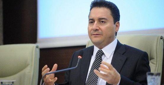Ali Babacan: Partinin kuruluş dilekçesi bugün veriliyor