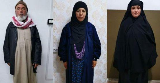 Altun doğruladı: Bağdadi'nin kız kardeşi yakalandı