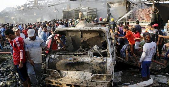 Bağdat'ta patlama: 21 ölü