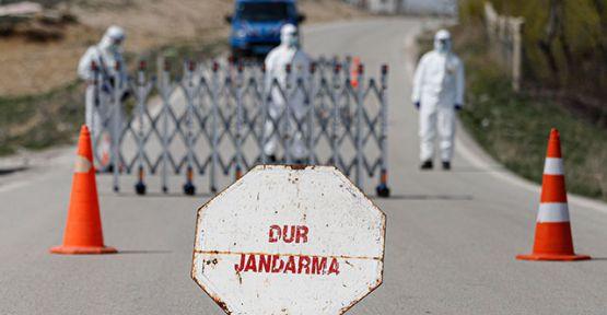 Bakanlık: '58 ildeki 227 yerleşim yerinde karantina uygulanıyor'