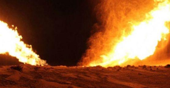 Bakü-Tiflis-Erzurum doğalgaz boru hattına saldırı