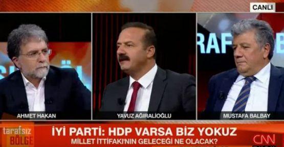 Balbay'dan Ahmet Hakan'a tepki: Neyi anlamadınız?..