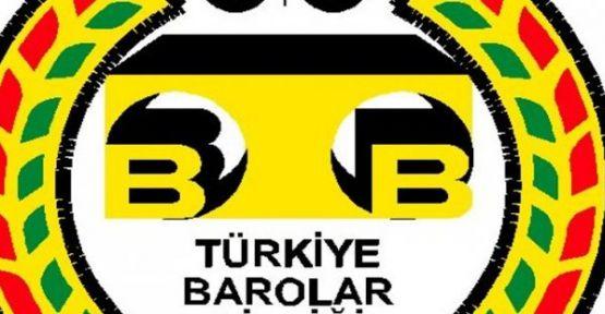 Barolar Birliği'ne operasyon: 25 gözaltı