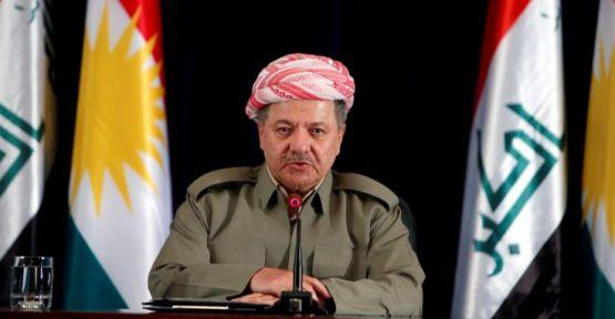 Mesud Barzani: Bağımsızlığın anahtarını aldık!