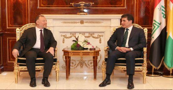 Barzani: Çözüm süreci için çabamız sürecek