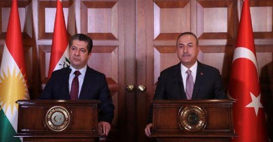 Barzani: Kimsenin farklı bölgelere zorla gönderilmeyeceğini duymaktan memnunuz