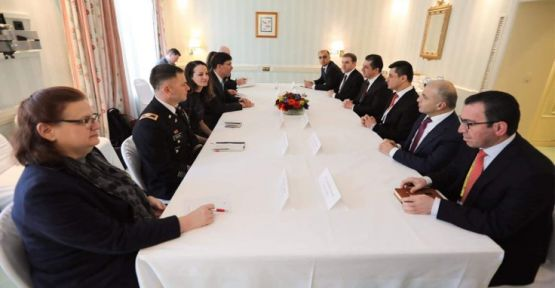 Barzani ve ABD Savunma Bakanı Esper'den üç gündemli toplantı