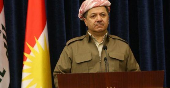 Barzani'den Afrin mesajı: 'Savaş ve şiddet sorunları daha büyütür'