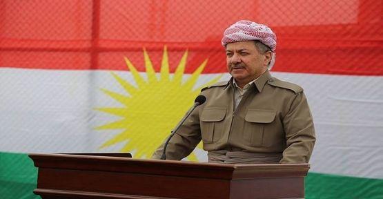 Barzani'den Ezidilere kutlama mesajı