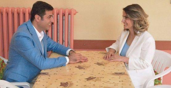 Başak Demirtaş: 'Saldırgan kişi bir gün sonra serbest bırakılmış'