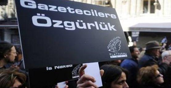 Basın raporu: 17 yılda 721 gazeteci tutuklandı