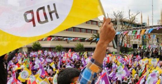 Batı'da HDP 19 vekili Meclis'e taşıyor