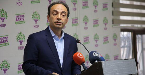 HDP Sözcüsü Osman Baydemir hakkında yakalama kararı