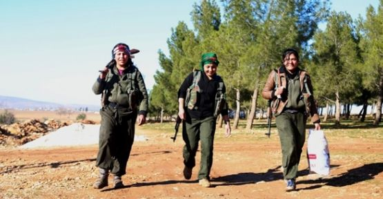 YPJ Komutanı Meryem Kobani: 'Ben ihanet kapısından geçmem'