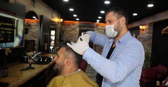 Berber ve kuaförler için genelge: Müşteriler randevu ile kabul edilecek