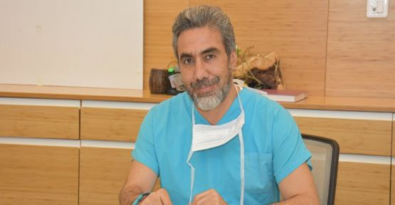 Berfin Özbek ameliyattan çıktı