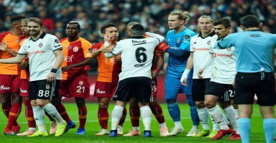 Beşiktaş: 1 - Galatasaray: 0
