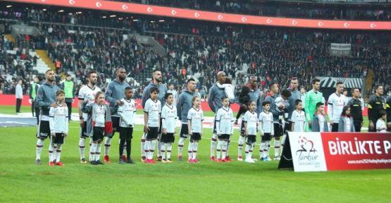 Beşiktaş'ta Vagner Love rüzgarı