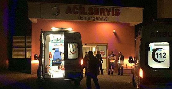 Bingöl'de eş zamanlı saldırılar: 1 polis yaşamını yitirdi