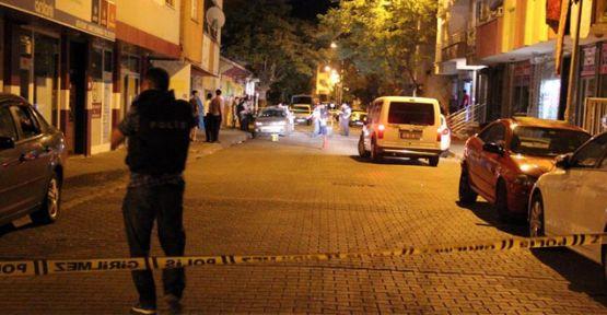 Bingöl'de polis karakoluna saldırı