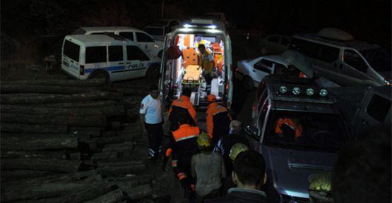 Bir maden işçisi yaşamını yitirdi