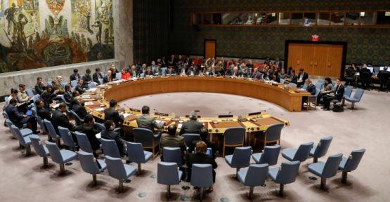 BM Güvenlik Konseyi'nden toplantı kararı