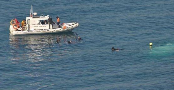 Bodrum'da tekne faciası: 8 kişinin cesedine ulaşıldı