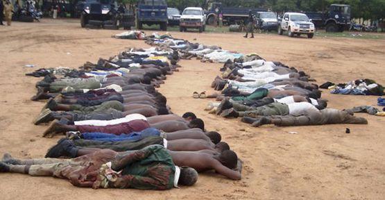 Boko Haram'dan yeni bir katliam: 68 kişi infaz edildi