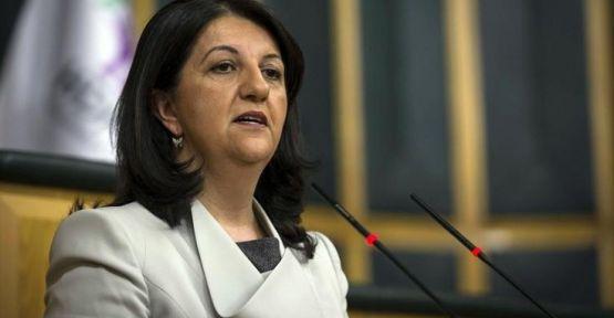 Buldan: 'Demirtaş, Yüksekdağ rehin tutuluyor'