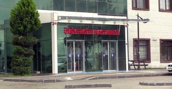Çanakkale'de korona hastası hastaneden kaçtı