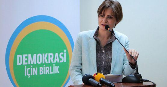 Canan Kaftancıoğlu: Daha fazla ceza alın hepinizin önü açılsın
